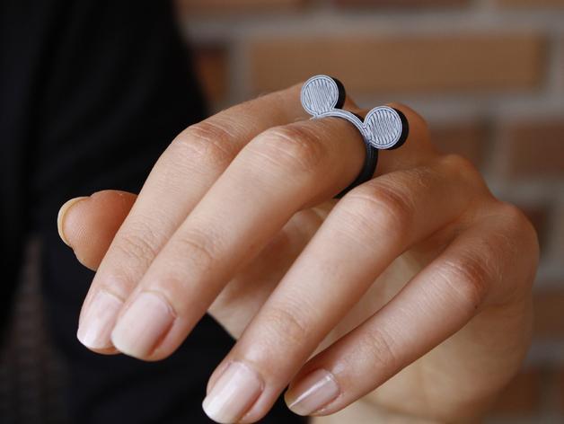米老鼠戒指