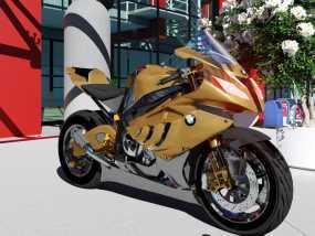 BMW S1000RR 摩托车