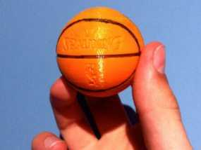 迷你型篮球模型