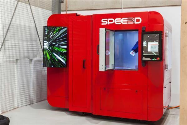 采用火箭发动机的LIGHTSPEE3D金属3D打印机正式开始投入使用