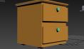 3dmax建模教程:绘制床头柜