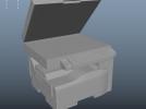 精细的打印机