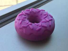 甜甜圈/多拿滋模型