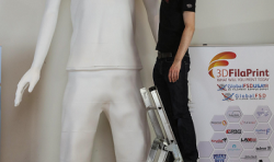 YouTube明星或将拼接一尊3D打印人像打破世界最大3D打印雕塑记录