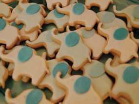 小象饼干模具