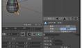 C4D中如何将圆锥顶部与底部打磨圆滑?