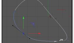 c4d中没有闭合的样条线该如何封闭?