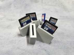 SD卡收纳盒