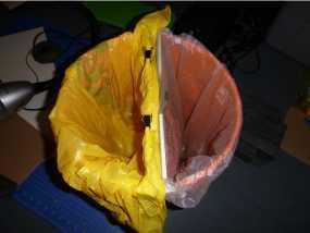 垃圾桶分隔器