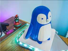 企鹅抽屉模型