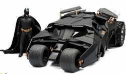 圆你一个英雄梦!3D打印蝙蝠战车出没