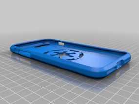 船舵图案iPhone7手机壳
