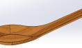 SolidWorks建模教程:绘制勺子模型