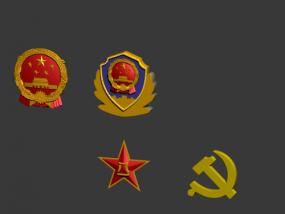 徽章种类大全