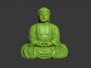菩萨佛的模型