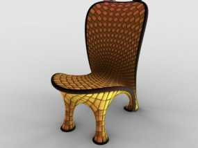 创意椅子3d模型