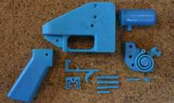 瑞典海关官员公开表示对自制3D打印枪支武器危险性的担忧