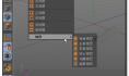 c4d中背视图底视图左视图该怎么调出来?