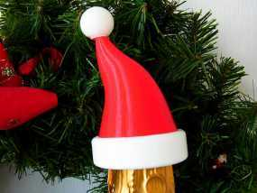 圣诞帽-香槟帽