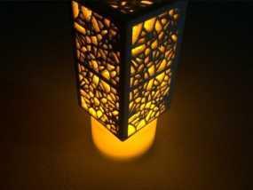 小夜灯3d模型