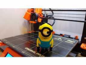 小黄人3D模型