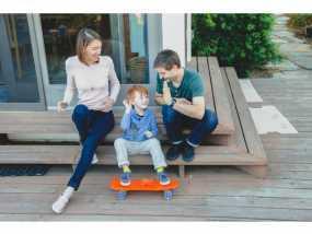 滑板板面模型