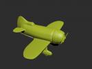 飞机模型一架
