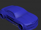 GTO汽车模型