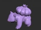 妙蛙中子模型