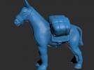 马匹摆件艺术品模型