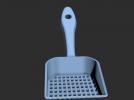 铲子模型一个