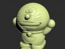 叮当猫的模型