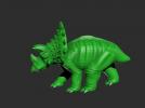 犀牛模型一个