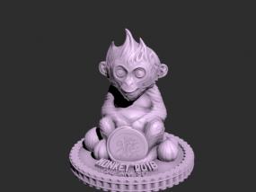 猴子精灵古怪