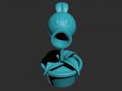 蓝豆荚射手一模