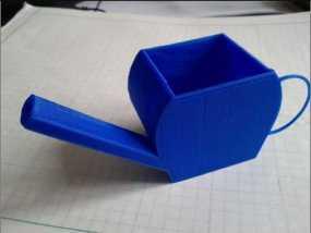 洒水壶3d模型