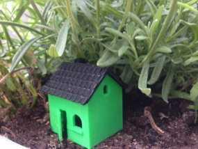 小房子3d模型