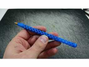 圆珠笔3d模型