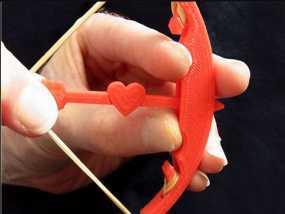 丘比特弓箭模型