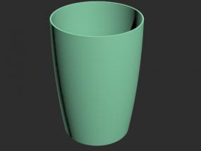 杯子模型一只