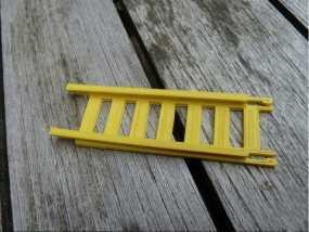 小火车轨道模型
