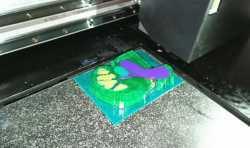 河南新乡引进国产全彩光固化3D打印机,低成本全彩医疗模型打印时代