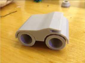 玩具小汽车模型