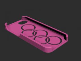手机壳模型一个
