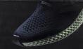 部分3D打印阿迪达斯Futurecraft 4D鞋子在纽约本周推出商业版本