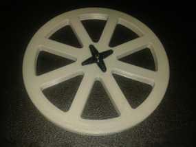古代马车车轮