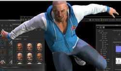 3D角色建模软件--Character Creator