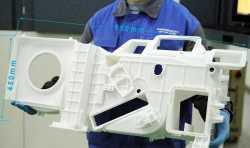 厉害!华曙高科CAMS系统一体成型全球最大3D打印汽车空调HVAC,长度可达一米