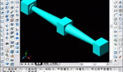 CAD建模教程:绘制零件模型
