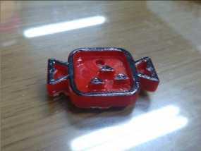 糖果3d模型